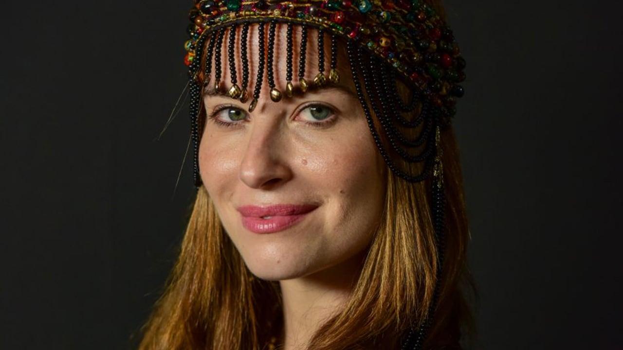 Rebeca (Bárbara França) em Gênesis - Crédito: Reprodução / Record