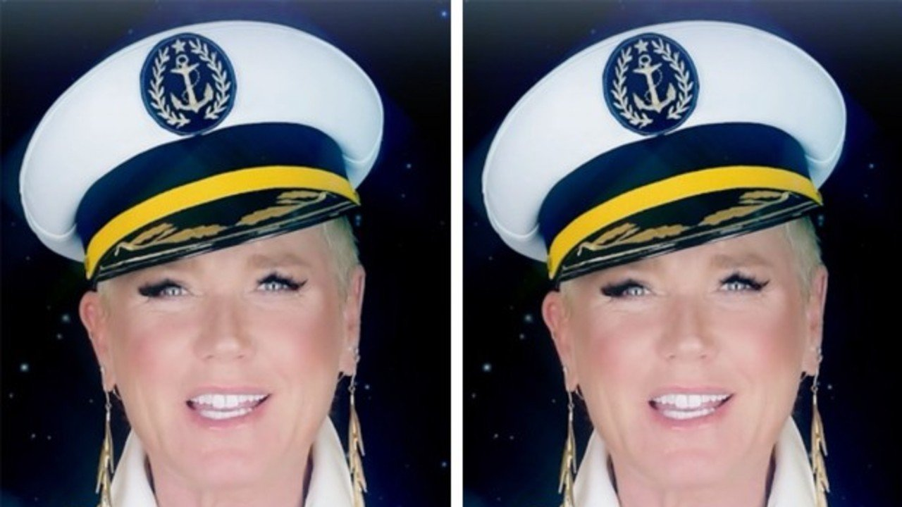 Xuxa anuncia lançamento de navio temático