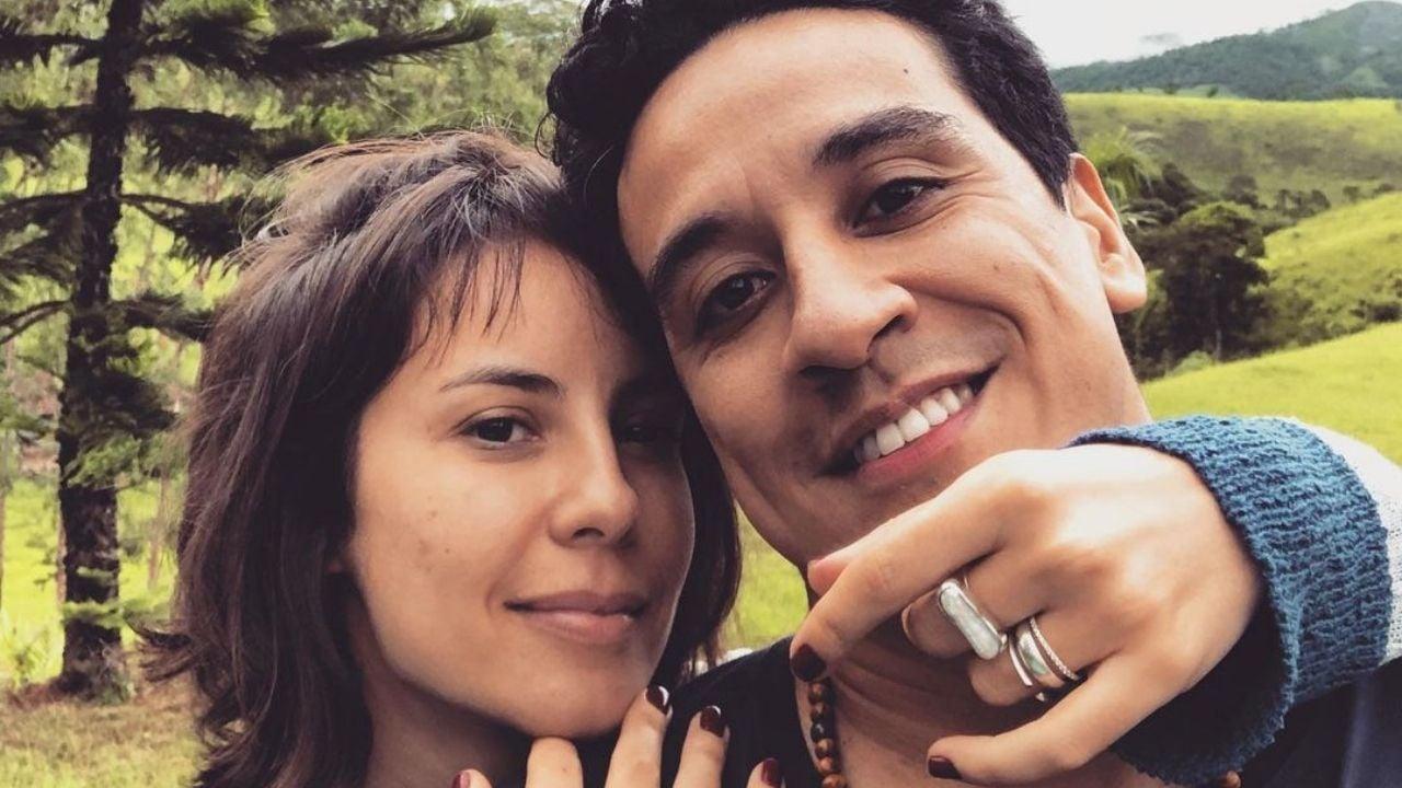Andréia Horta ganha homenagem do marido, Marco Gonçalves. Foto: Reprodução/Instagram