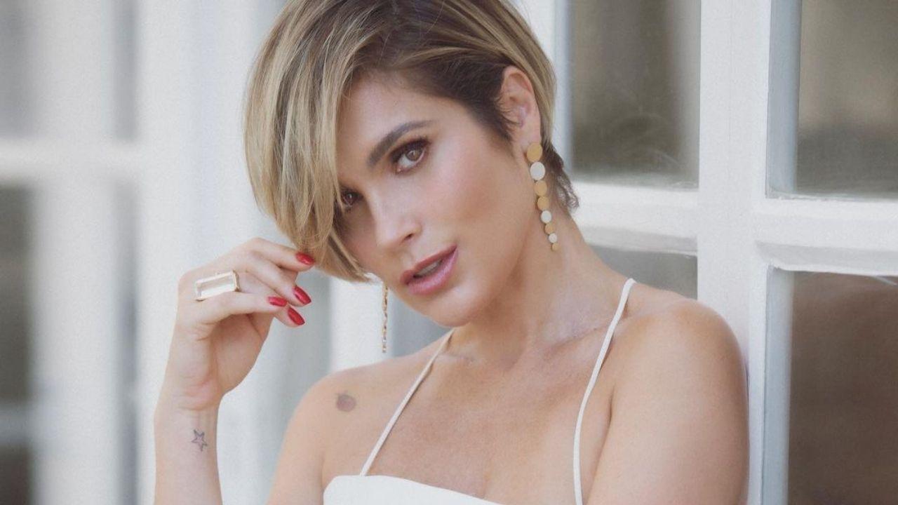 Flávia Alessandra relembra mudanças no visual. Foto: Reprodução/Instagram