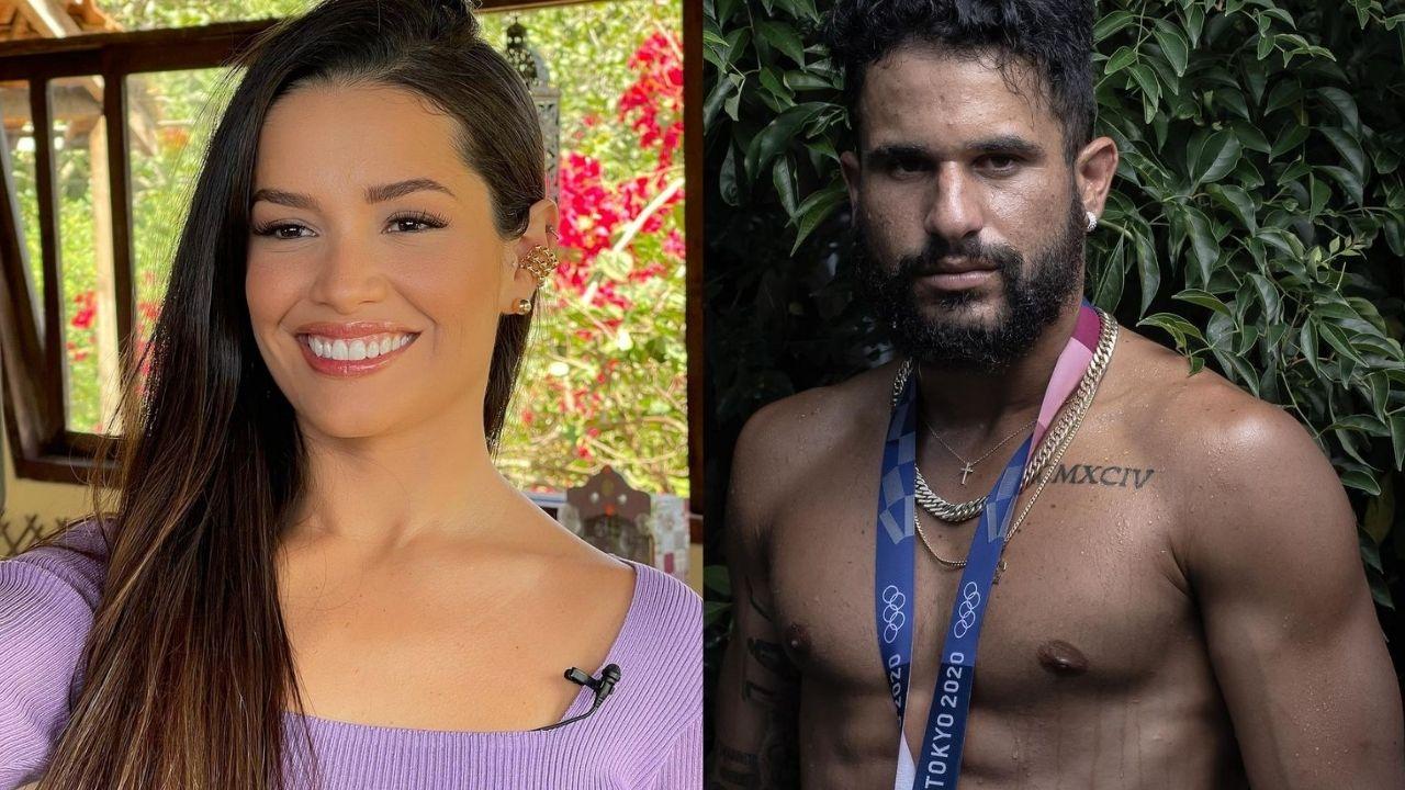 Juliette fala de atletas 'gatos' e Italo Ferreira rebate. Foto: reprodução/Instagram