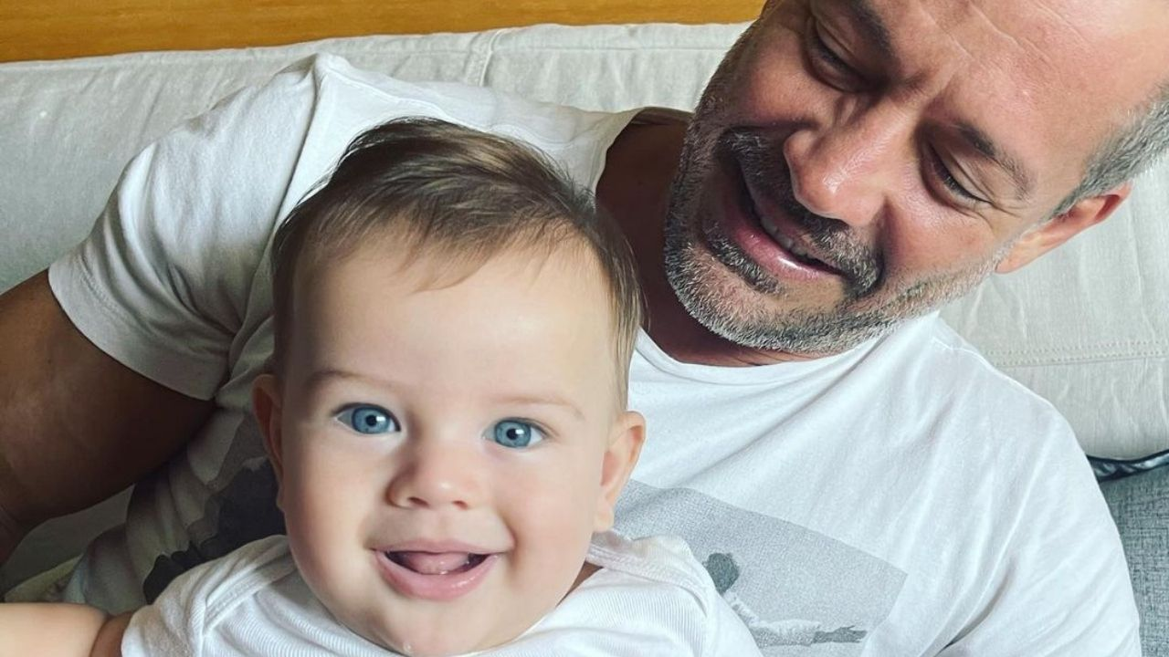 Malvino Salvador fala sobre a internação do filho. Foto: Reprodução/Instagram