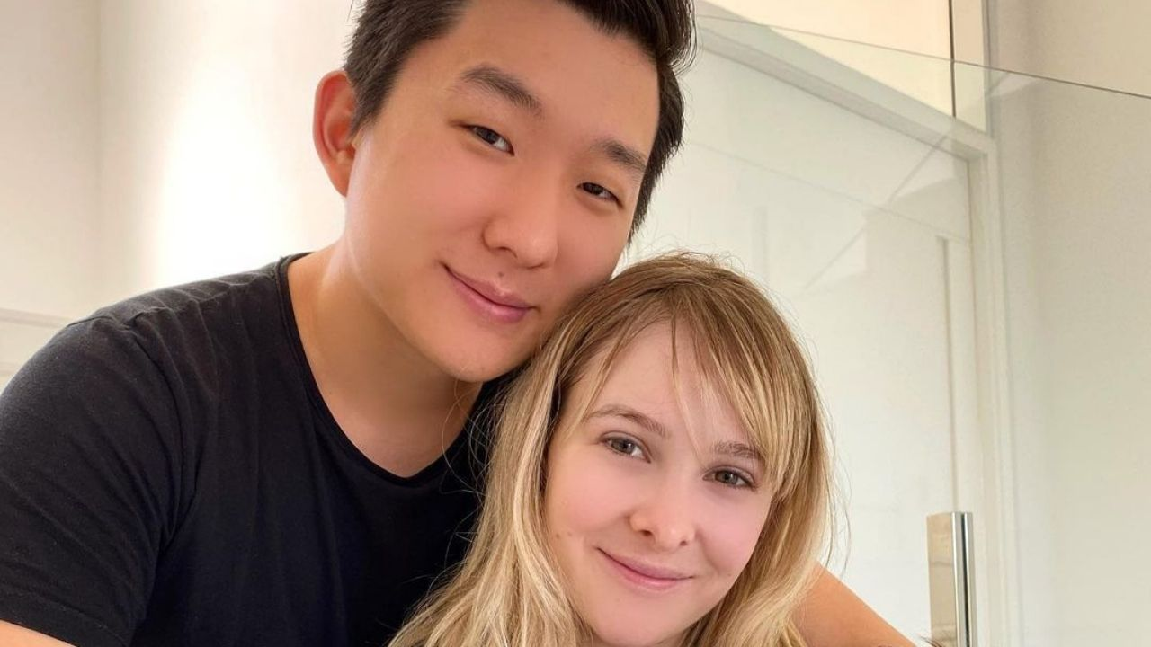 Sammy Lee, esposa de Pyong, se pronuncia sobre boatos de traição. Foto: Reprodução/Instagram