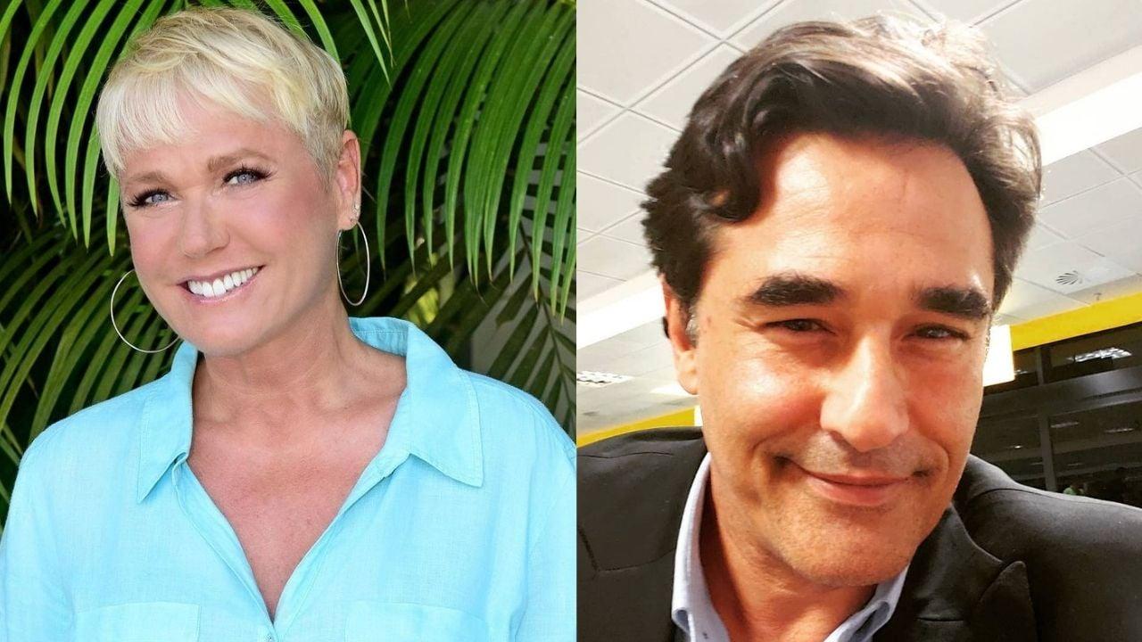 Após deixar UTI, Luciano Szafir ganha homenagem de Xuxa Meneghel. Foto: Reprodução/Instagram