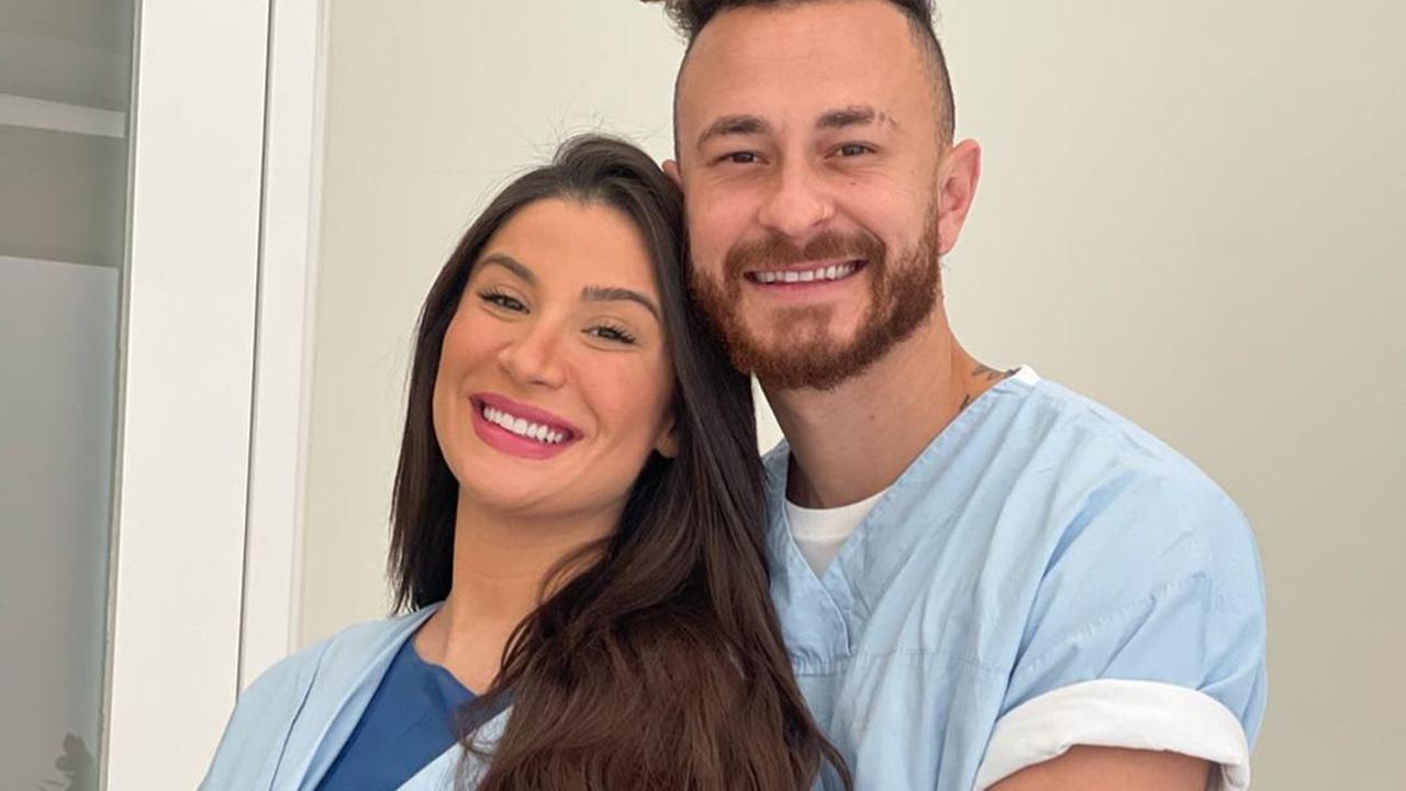 Bianca Andrade e Fred -Crédito: Reprodução / Instagram