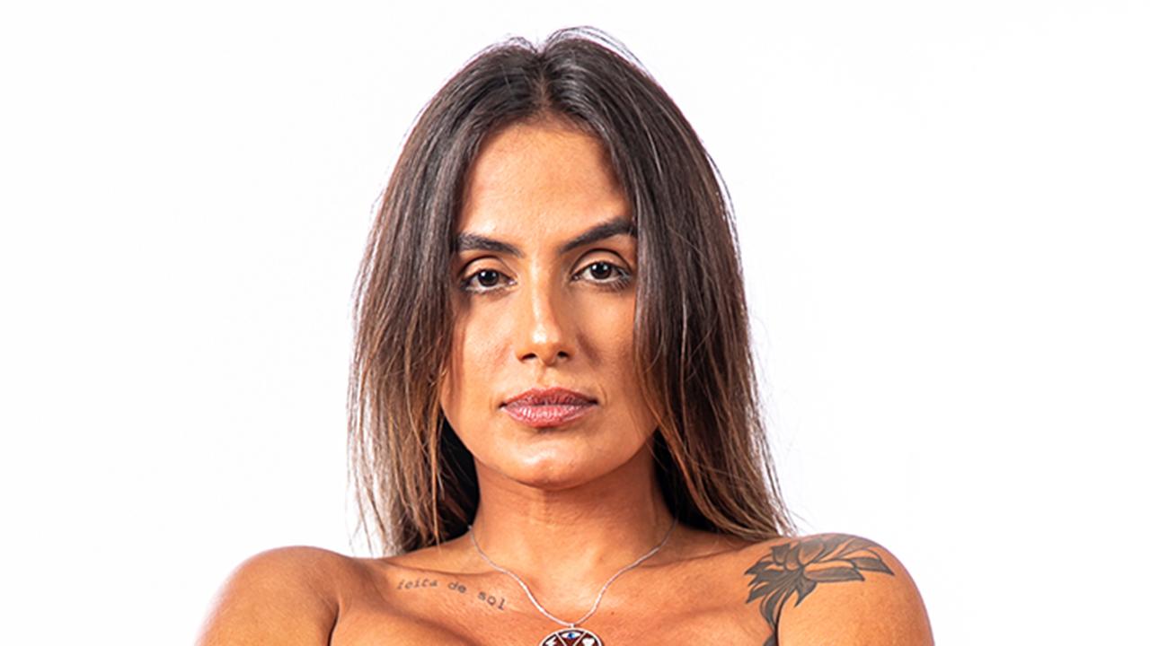 Carol Peixinho no reality show No Limite - Crédito: Gshow / Gabriela Nascimento