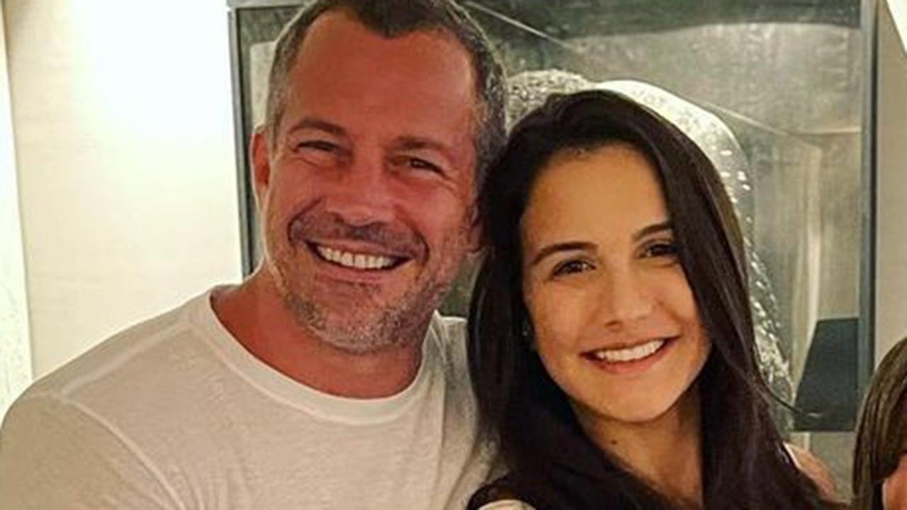 Malvino Salvador e Kyra Gracie - Crédito: Reprodução / Instagram
