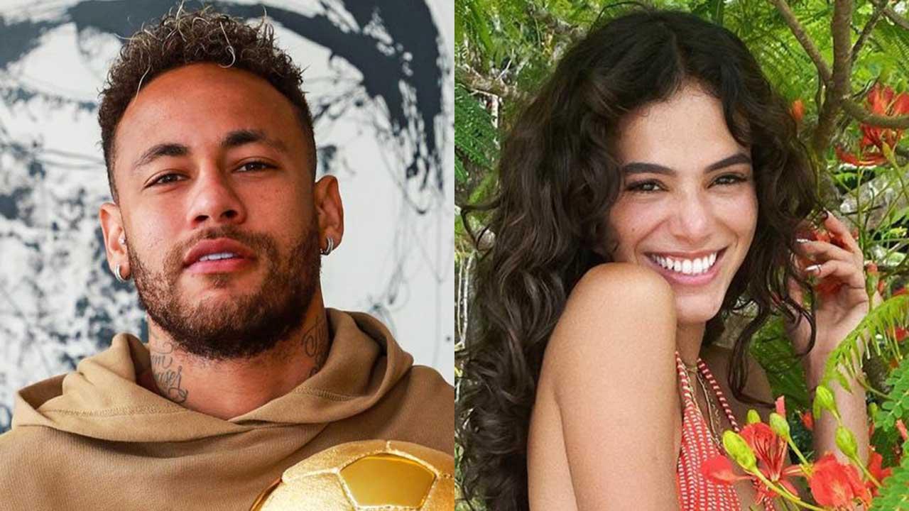 Neymar Jr e Bruna Marquezine - Crédito: Reprodução / Instagram