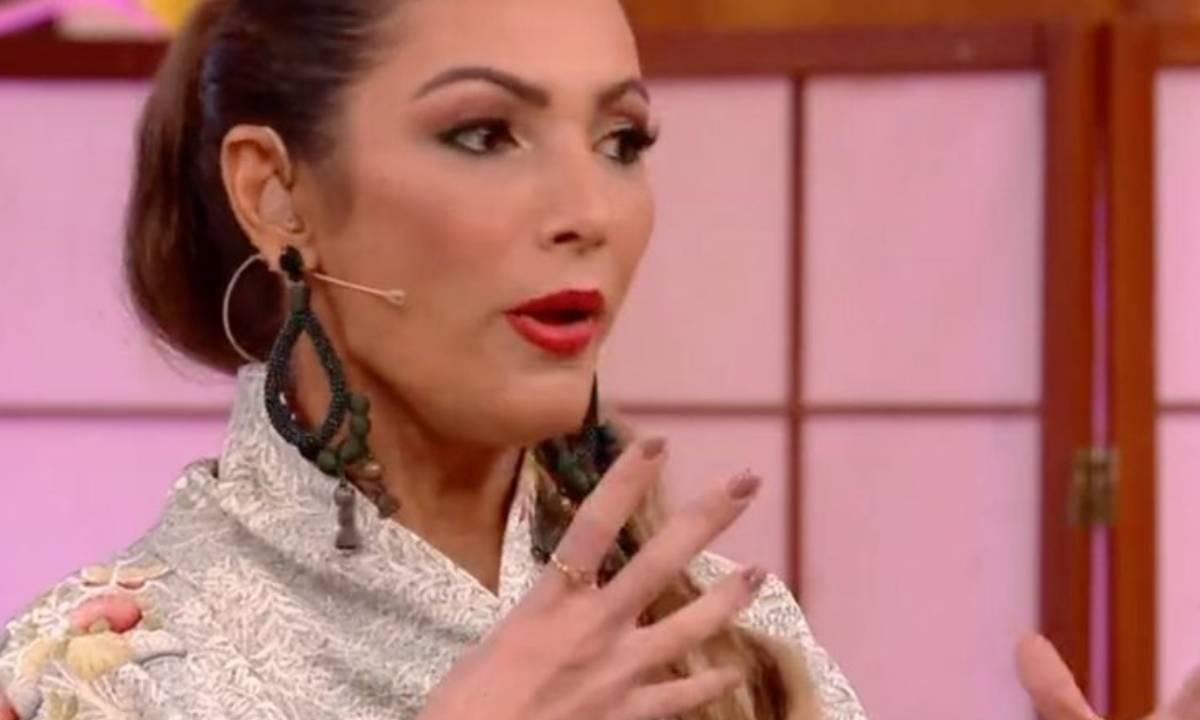 Patrícia Poeta no Encontro - Reprodução/ Globo