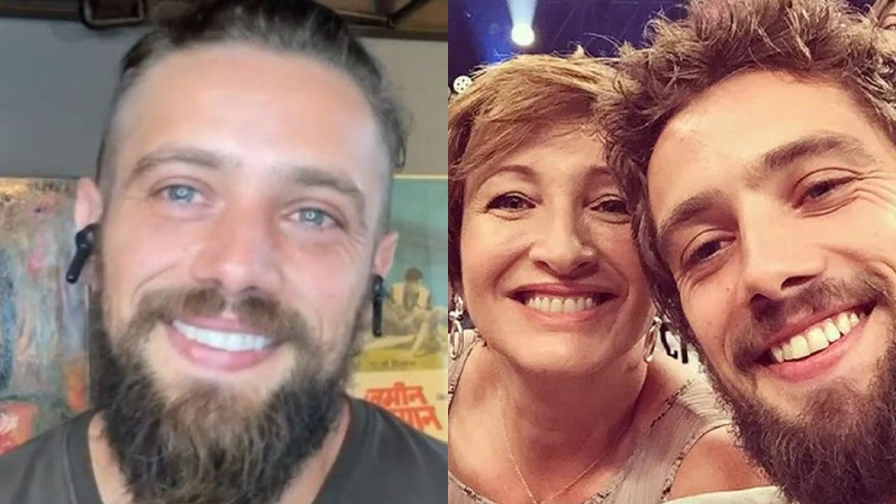 Rafael Cardoso fala sobre a sogra, Sônia Bridi - Crédito: Reprodução / Globo e Instagram