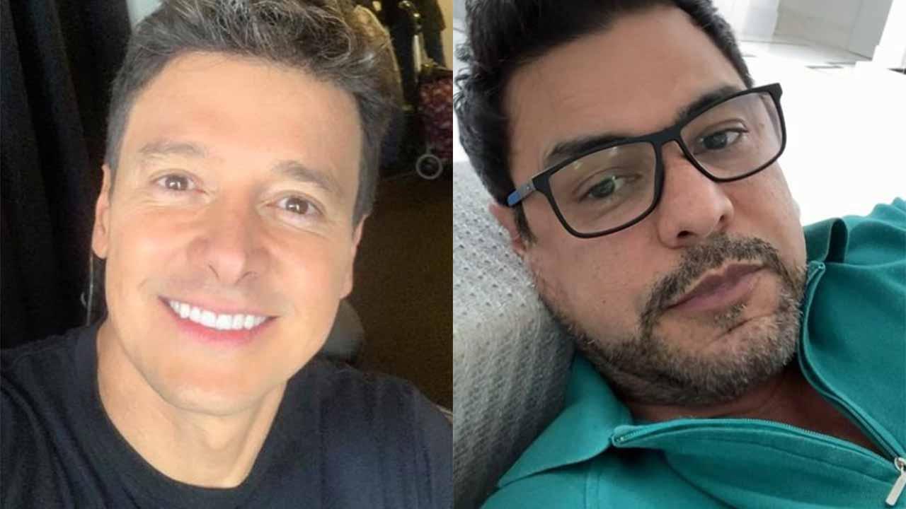 Rodrigo Faro e Zezé Di Camargo - Crédito: Reprodução / Instagram