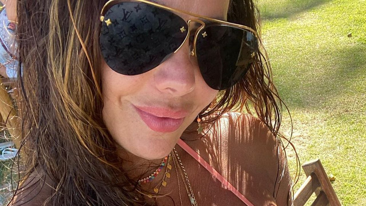 Viviane Araújo - Crédito: Reprodução / Instagram