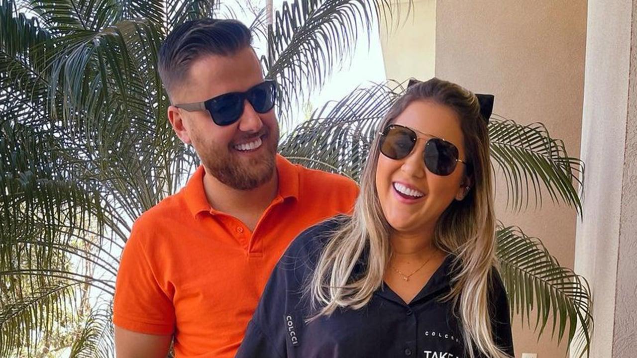 Zé Neto e Natália Toscano - Crédito: Reprodução / Instagram