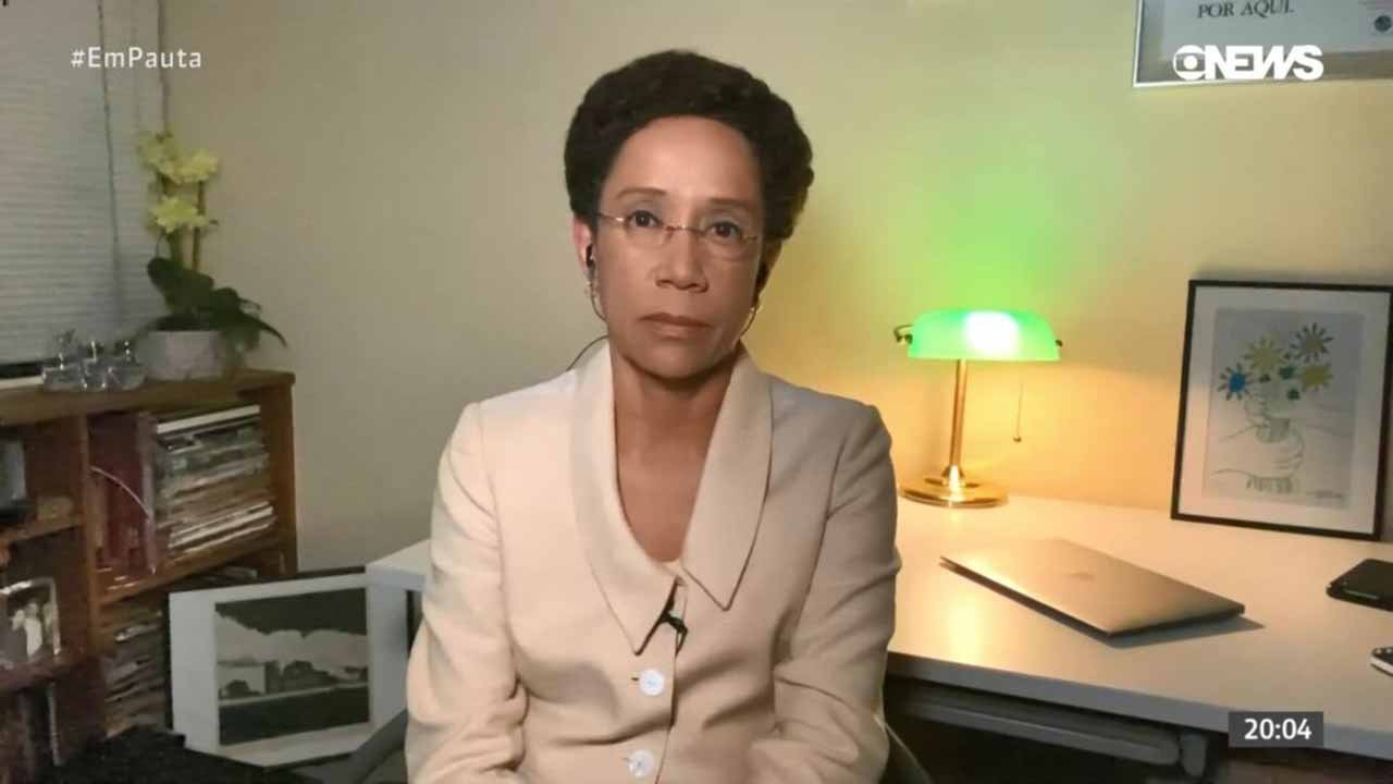 Zileide Silva - Crédito: Reprodução / GloboNews