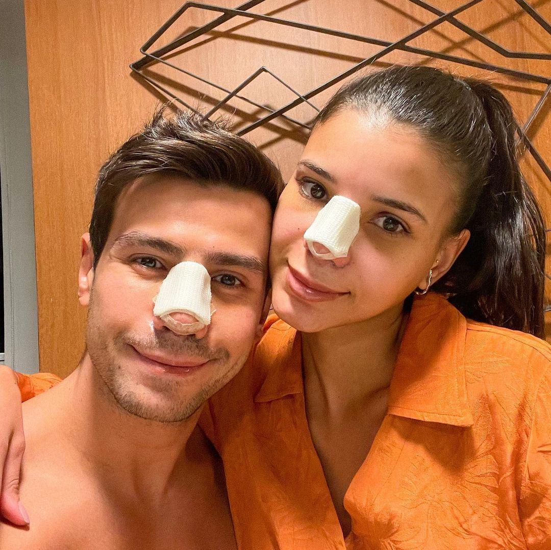 Mariano e Jakelyne Oliveira - Crédito: Reprodução / Instagram