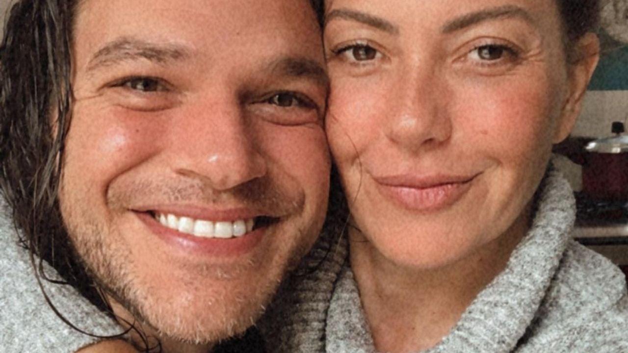 Fabiula Nascimento e Emilio Dantas revelam gravidez de gêmeos. Foto: reprodução/Instagram