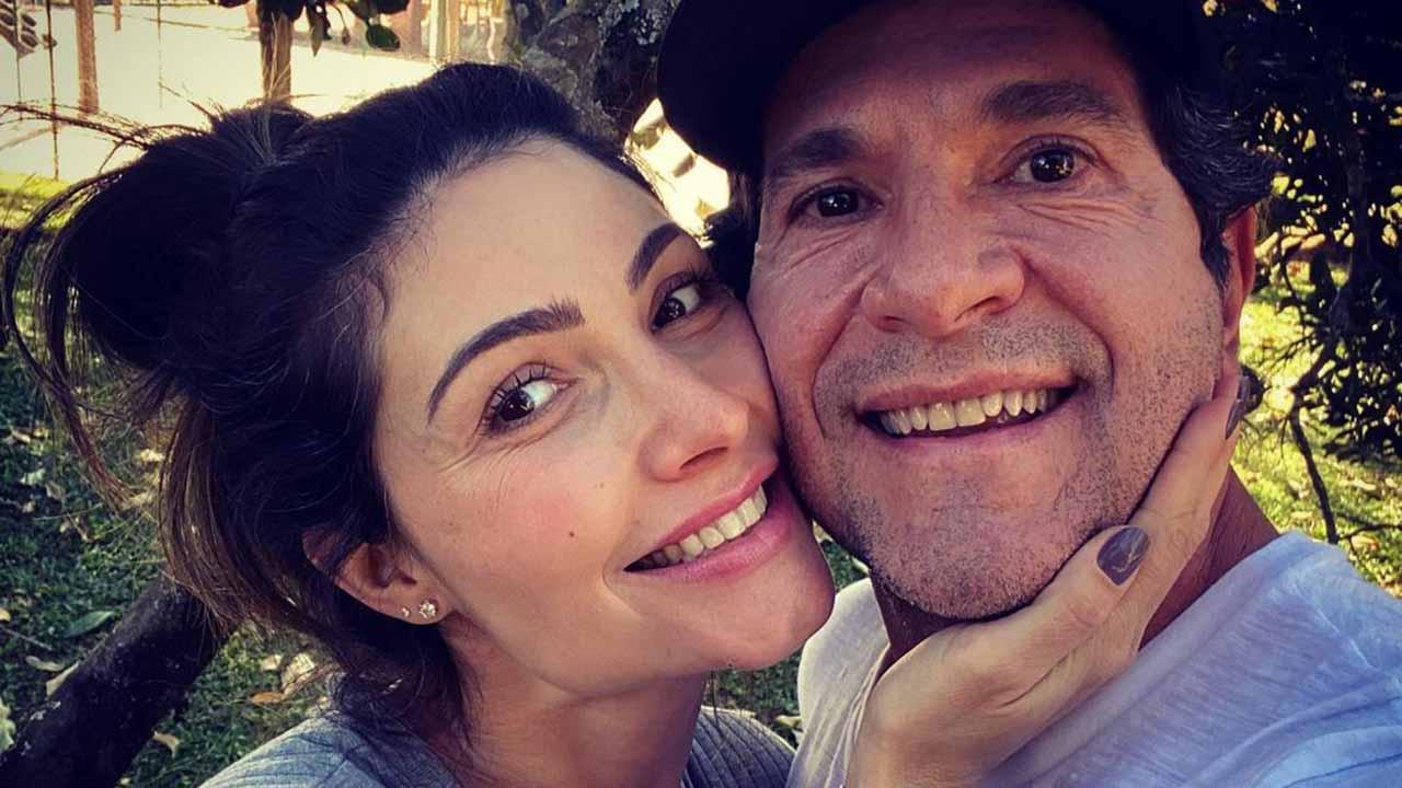 Aline de Pádua e Daniel - Crédito: Reprodução / Instagram