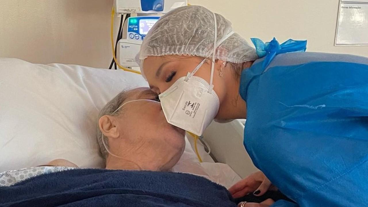 Pai de Virgínia Fonseca apresenta melhora e sai da ventilação mecânica