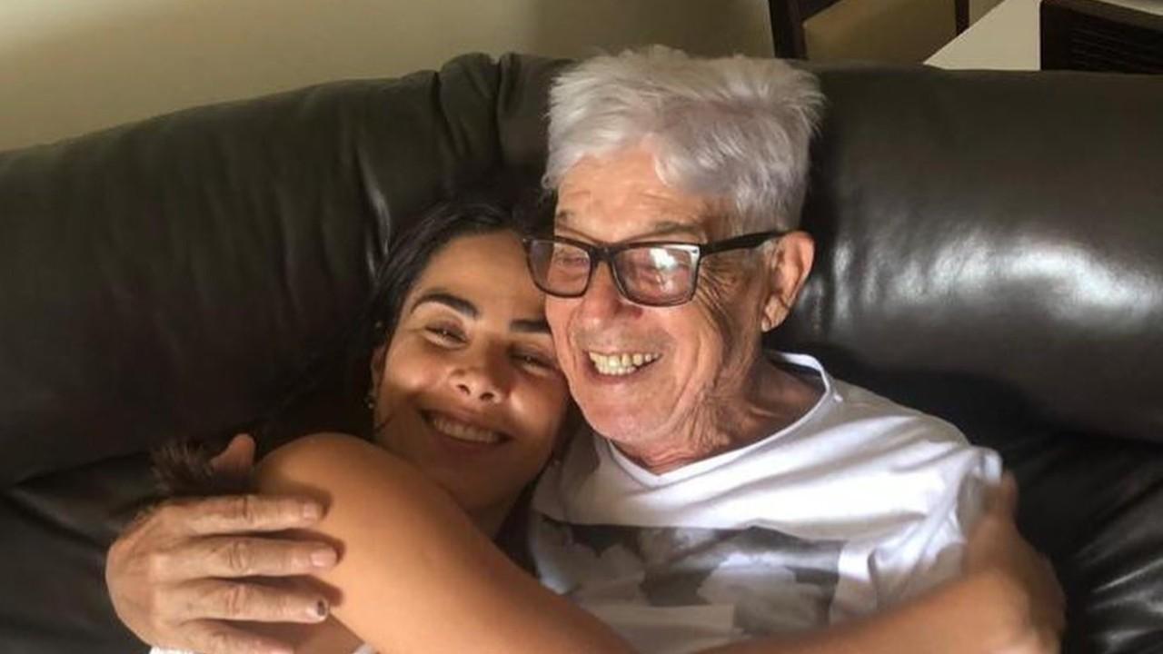 Wanessa Camargo se despede ao avô: 'Te amo para sempre'
