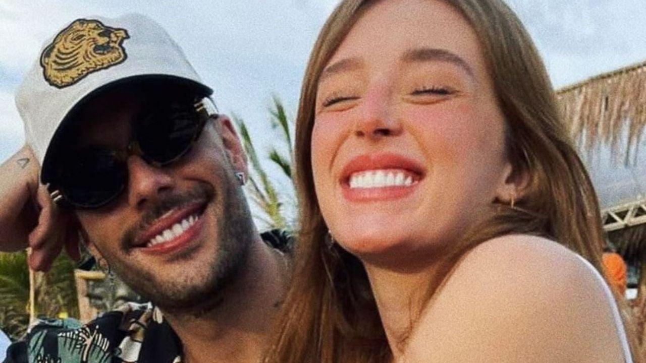 Gui Araújo e Duda Reis. Foto: Reprodução/Instagram