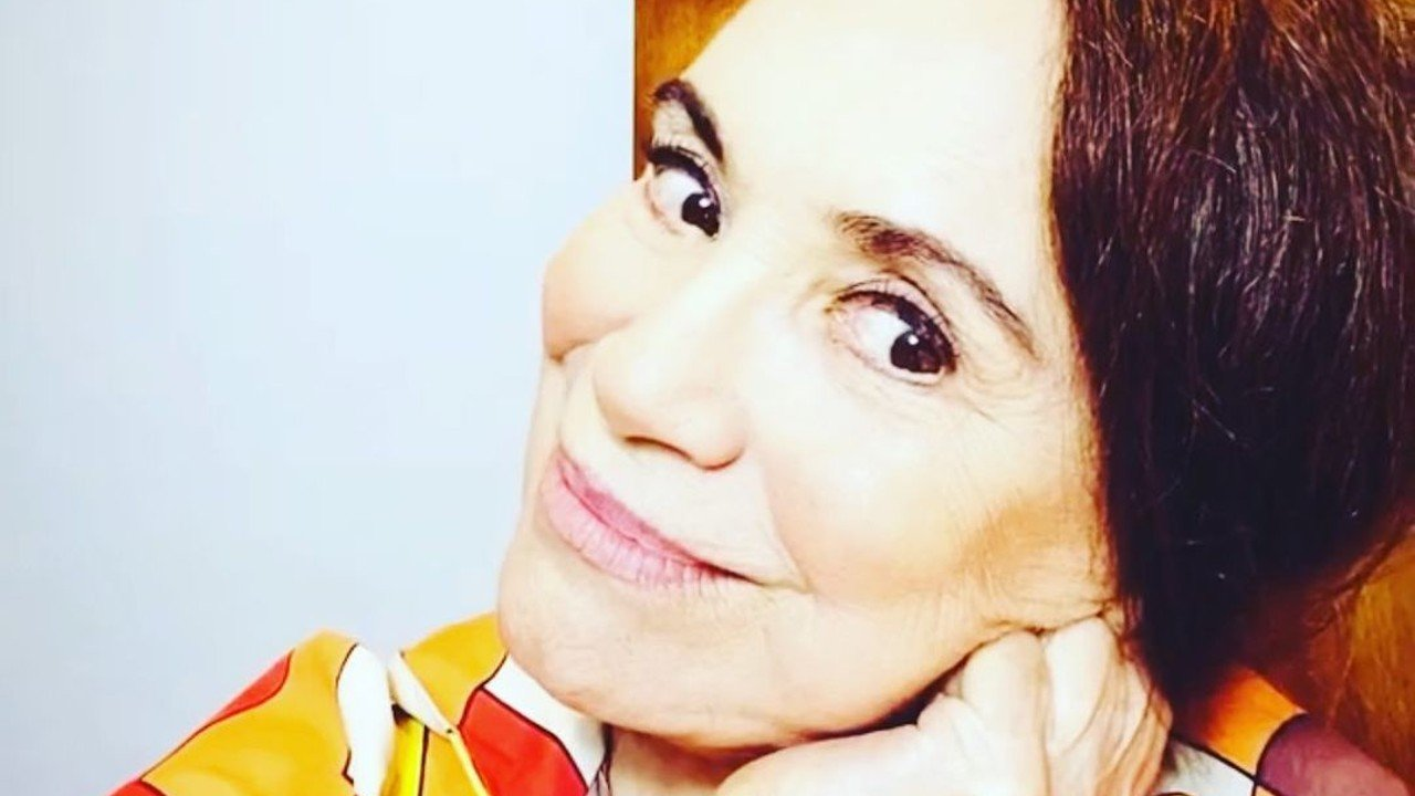 Regina Duarte - reprodução - instagram