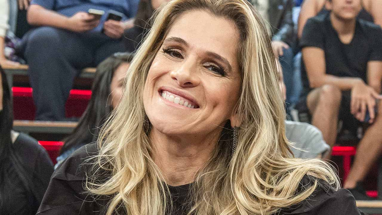 Ingrid Guimarães - Crédito: Globo / Fabio Rocha