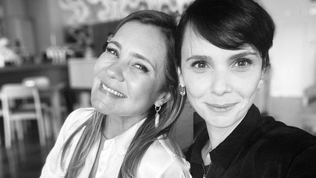 Adriana Esteves e Débora Falabella - Crédito: Reprodução / Instagram